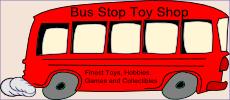 Bakugan at Bus Stop Toy Shop