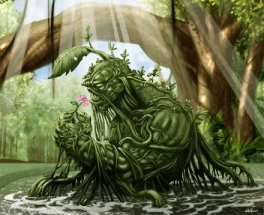 Alec Holland, The Swamp Thing