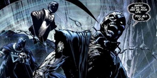Nekron, entity of death