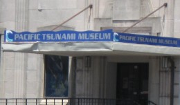 Pacific Tsunami Museum in Hilo, Hawaii