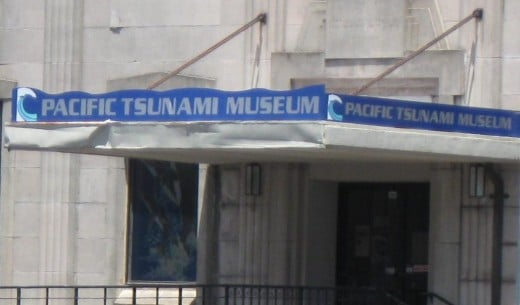 Pacific Tsunami Museum in Hilo, Hawaii