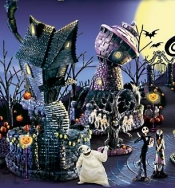 Nightmare Before Christmas Village