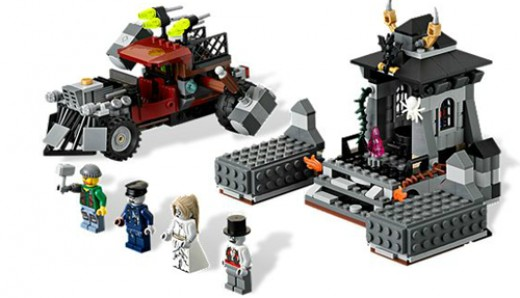 LEGO The Zombies 9465