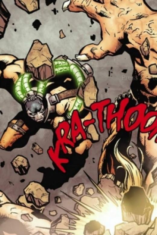 Batman: Arkham City Digital #5, excerpt