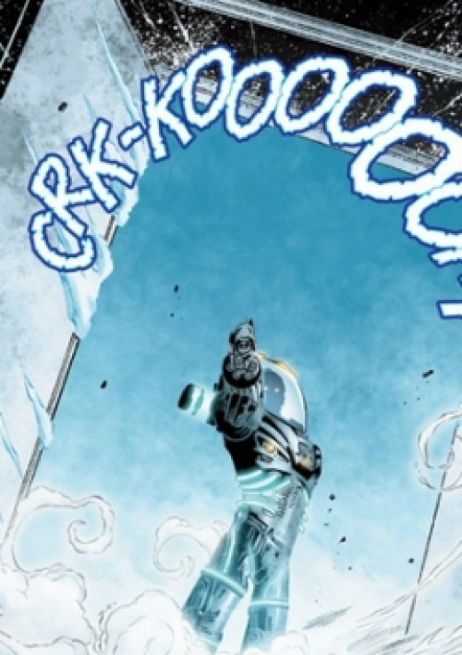 Batman: Arkham City Digital #7, excerpt