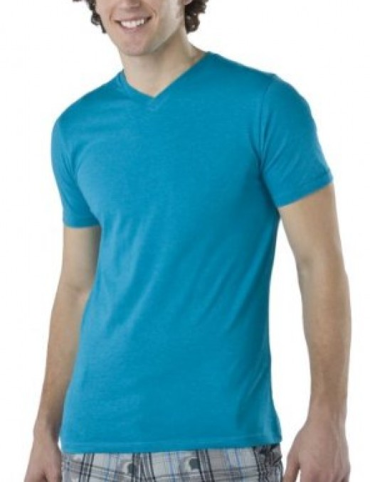 Mossimo V-Neck From Target