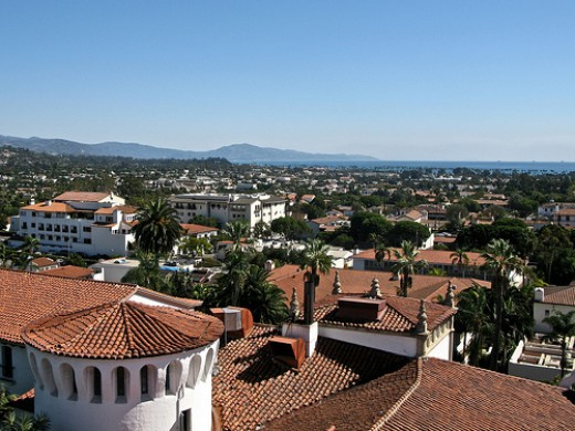 Santa Barbara: Both Coastal And Mountainside