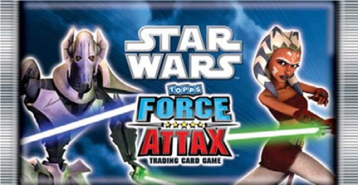 Star Wars Force Attax Booster