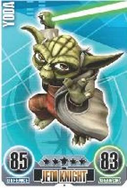 Star Wars Force Attax - Yoda