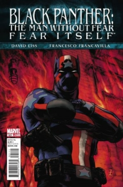 Fear Itself, Black Panther, Spoilers