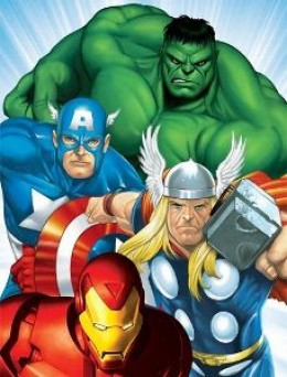Take the Avengers Movie Poll