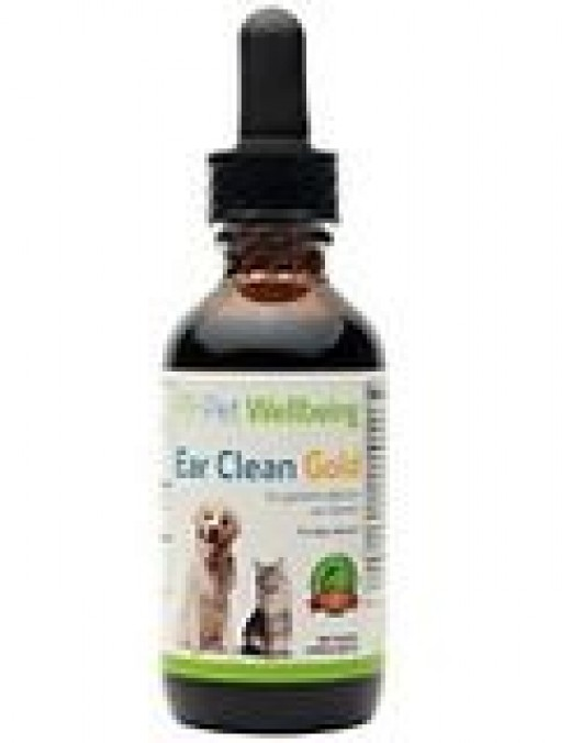 All Natural Dog Ear Cleaner