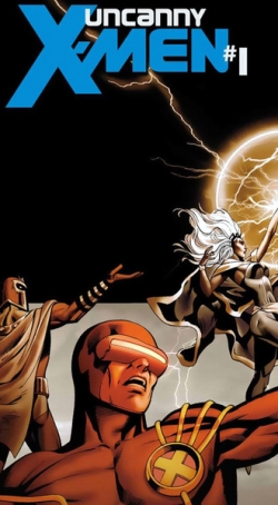 Cyclops will be with The Uncanny X-Men