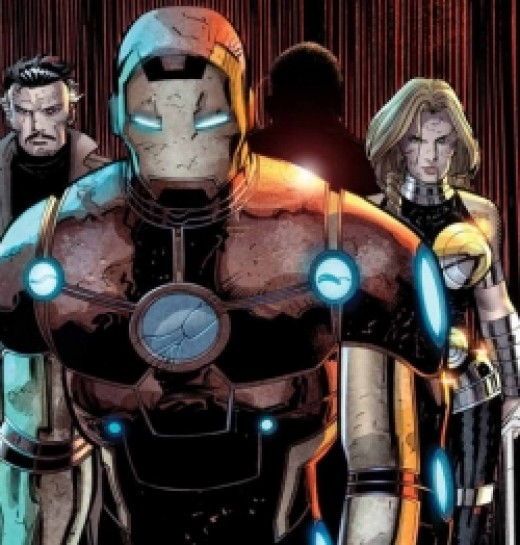 The Shattered Heroes Reading List