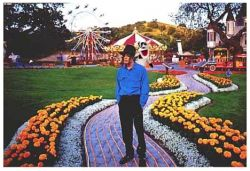 Michael at Neverland.