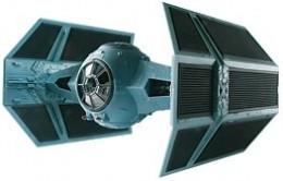 Snaptite Darth Vader's TIE Fighter