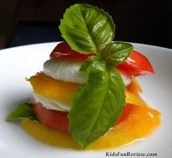 spring salad appetizer