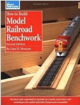 How to Build Model Railroad Benchwork - Images courtesy of Amazon