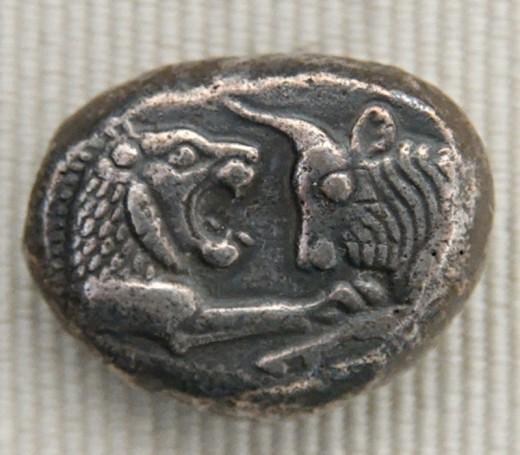Silver croesied © Marie-Lan Nguyen / Wikimedia Commons