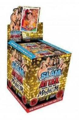 WWE Slam Attax Mayhem