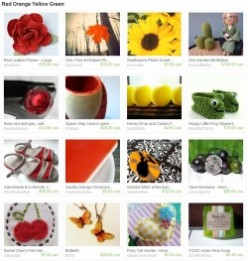 How to Make Etsy Treasuries