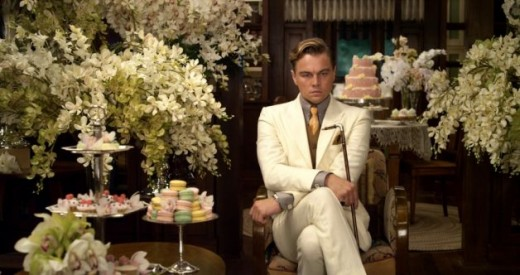 Jay Gatsby (with food ideas!)