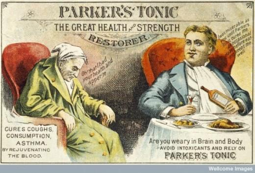 Parker's Tonic