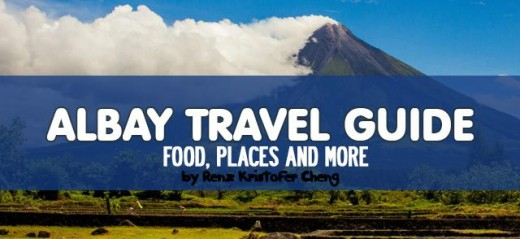 Albay Travel Guide by Renz Kristofer Cheng