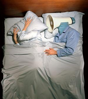 In studies, 45% of adults snore occasionally in their sleep while 25% are habitual snorers.