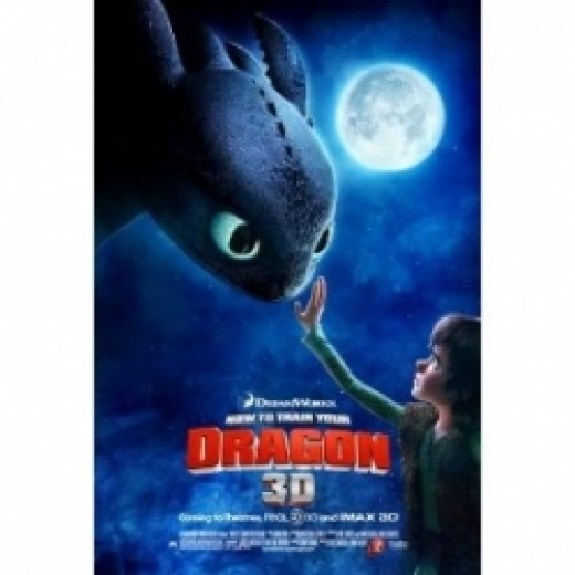 How to Train Your Dragon Movie