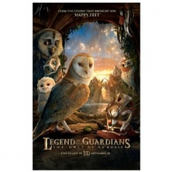 Legend of the Guardian Owls of Ga'Hoole movie poster