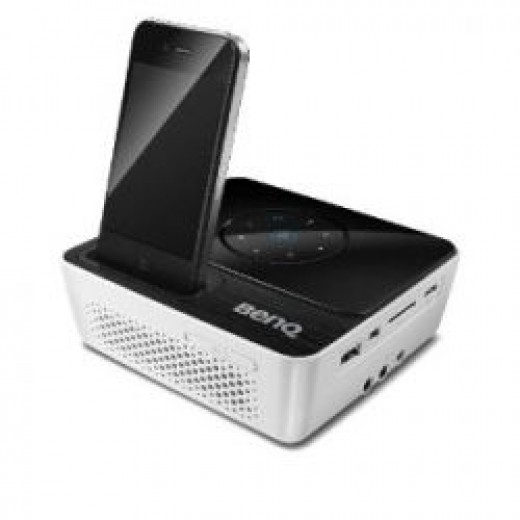 The BenQ Joybee, one seriously cool projector!