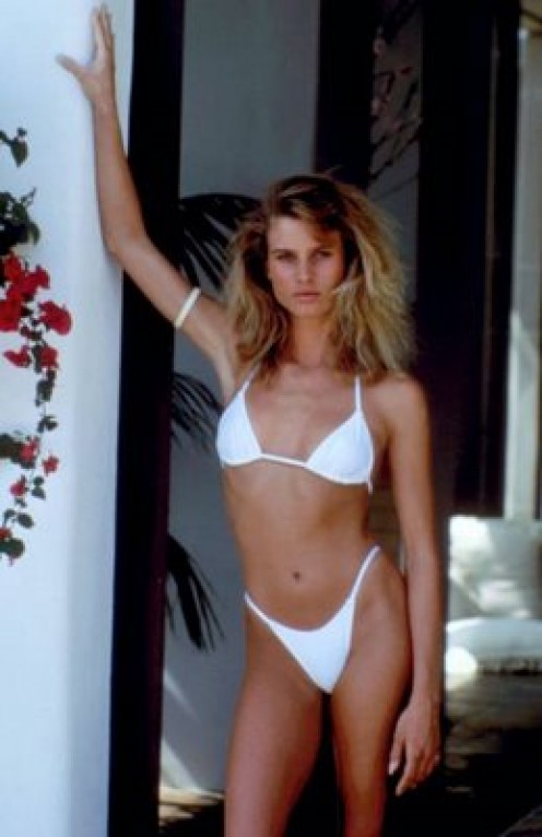 Nicollette Sheridan in The Sure Thing