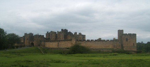 Images are great for getting Inspiration from, whether they are of real places like Alnwick Castle Or