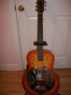 Fender Resonator Guitar