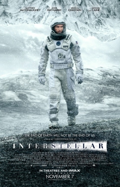 New Interstellar Poster