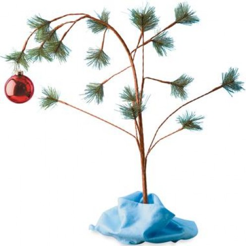 Charlie Brown tree