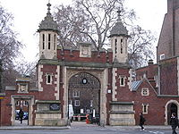 Gateway to Lincoln's Inn