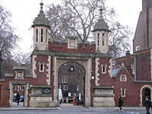 Gateway to Lincoln's Inn
