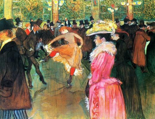 Artist: Henri de Toulouse-Lautrec