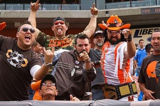 More obnoxious fans