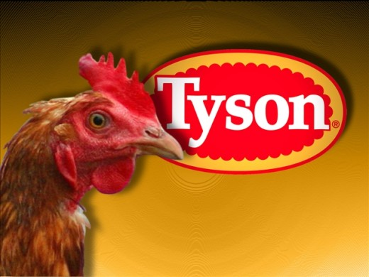 Tyson's Chicken!
