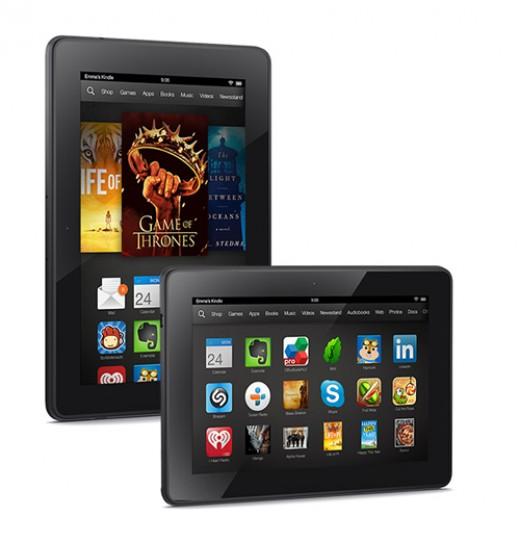 Kindle Fire HDX 7 Tablet