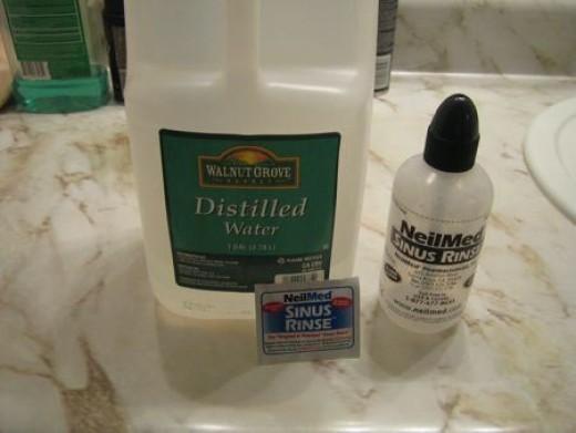 Nasal Rinse/irritant