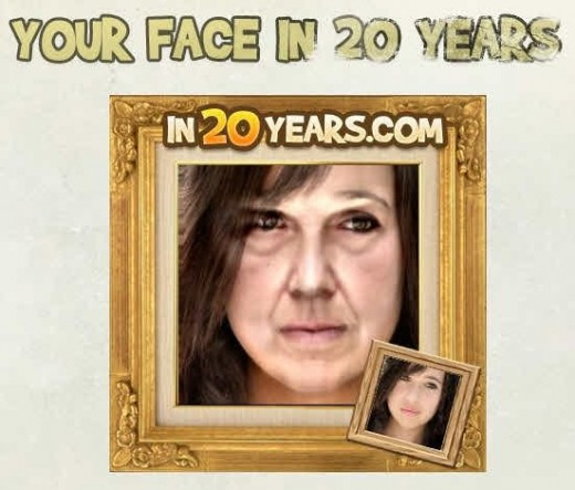 Age Your Face