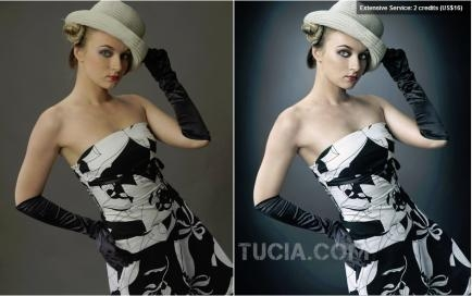 Tucia Photo Editing