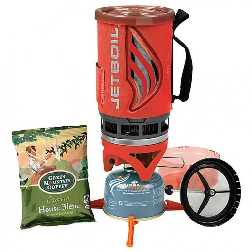 Jetboil Flash With Java Kit - Amazing Gear!