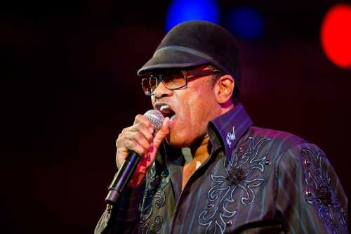 Bobby Womack live at Roskilde