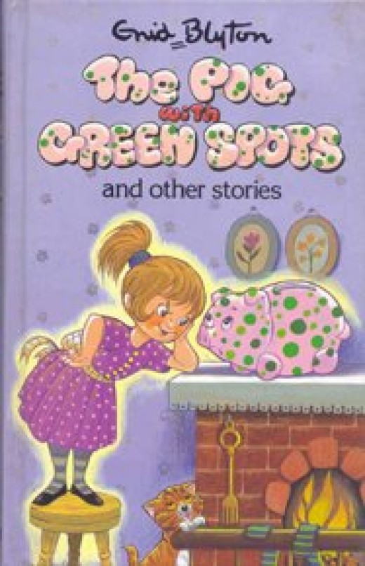 A book grandma and I really enjoyed by Enid, we still have laughs off of it up to this day.