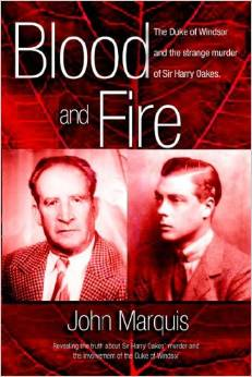 Blood and Fire - a true murder mystery set in the Bahamas.